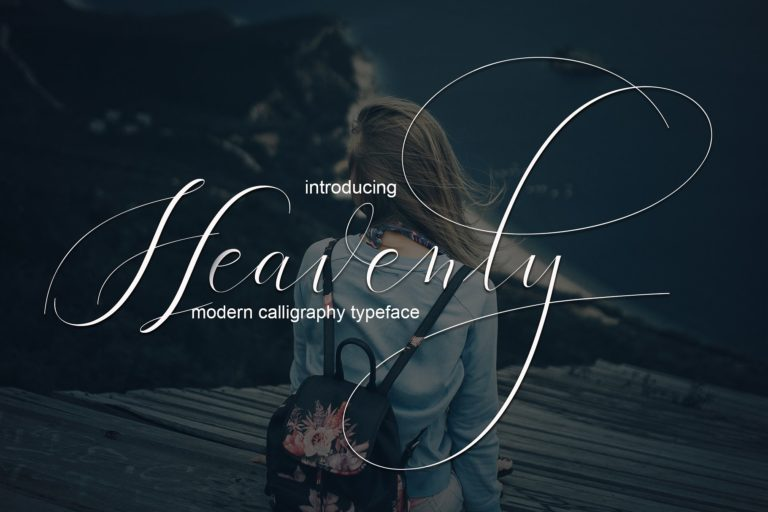 heavenly-script-font-768x512