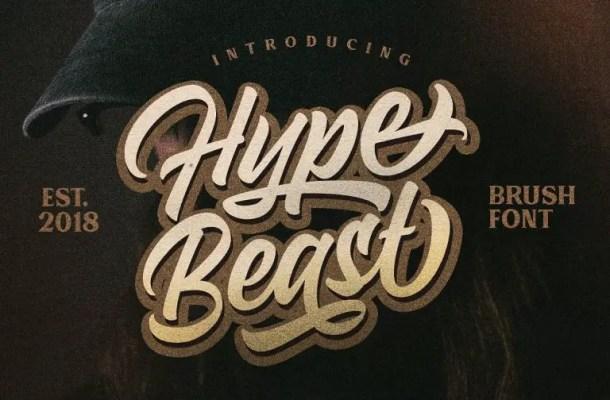 Hypebeast Script Font Free