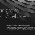 Pangram Sans Font Family Free
