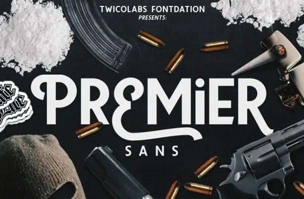 Premier Sans Font Free