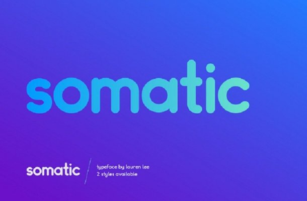 Somatic Font Family Free