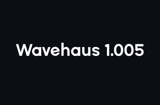 Wavehaus Font Family Free