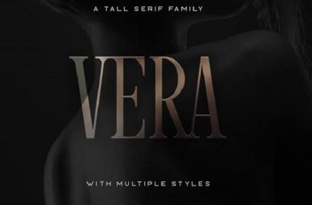 Vera Typeface Free