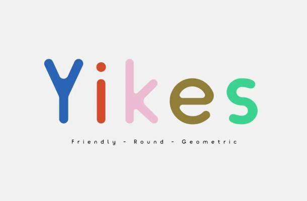 Yikes Font Free
