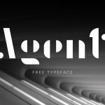 Agent Typeface Free