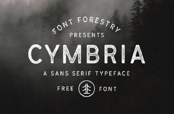 Cymbria Typeface Free