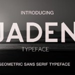Jaden Typeface Free
