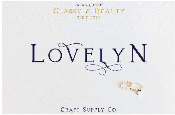 Lovelyn Font Free