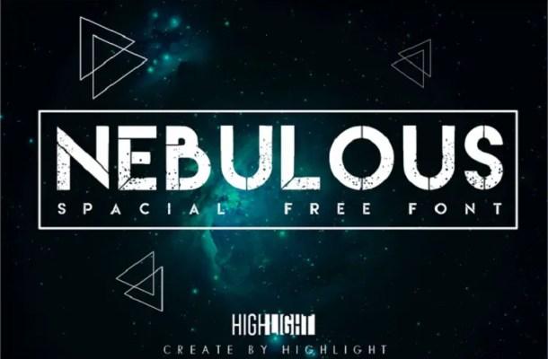 Nebulous Typeface Free