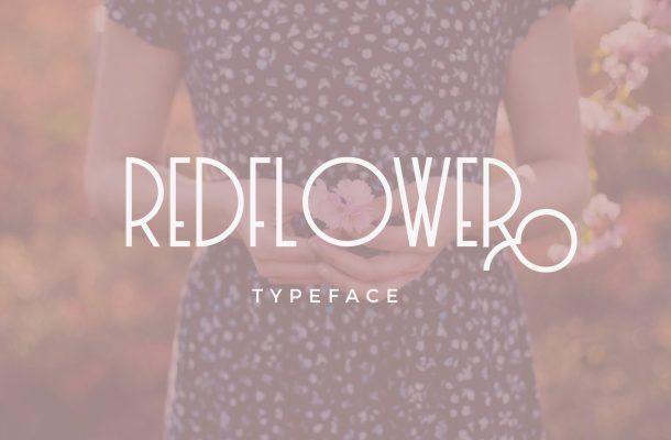 RedFlower Typeface Free