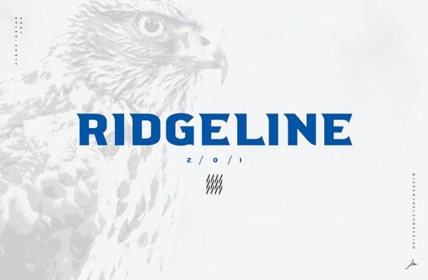 Ridgeline 201 Typeface Free