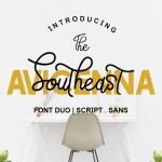 Southeast Font Duo Free