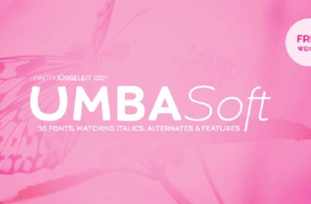 Umba Soft Font Family Free