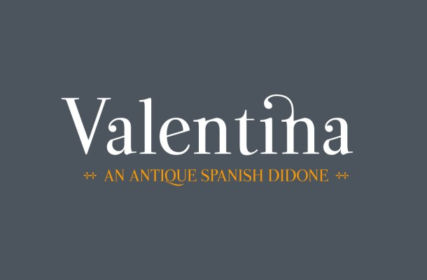 Valentina Typeface Free