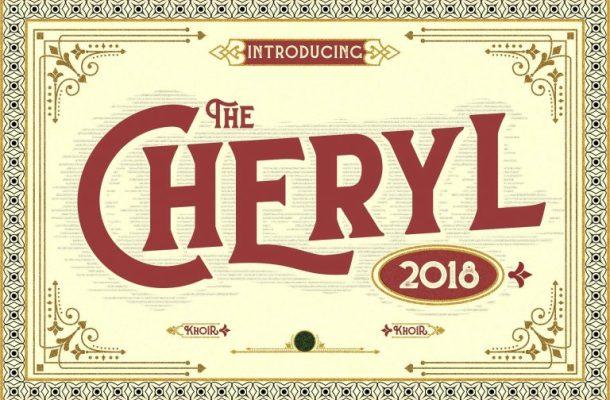 CHERYL Typeface Free