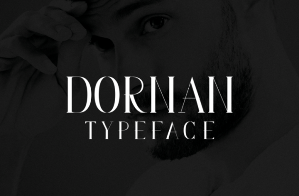 Dornan Typeface Free