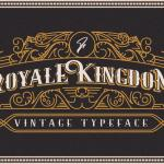 Royale Kingdom Typeface Free