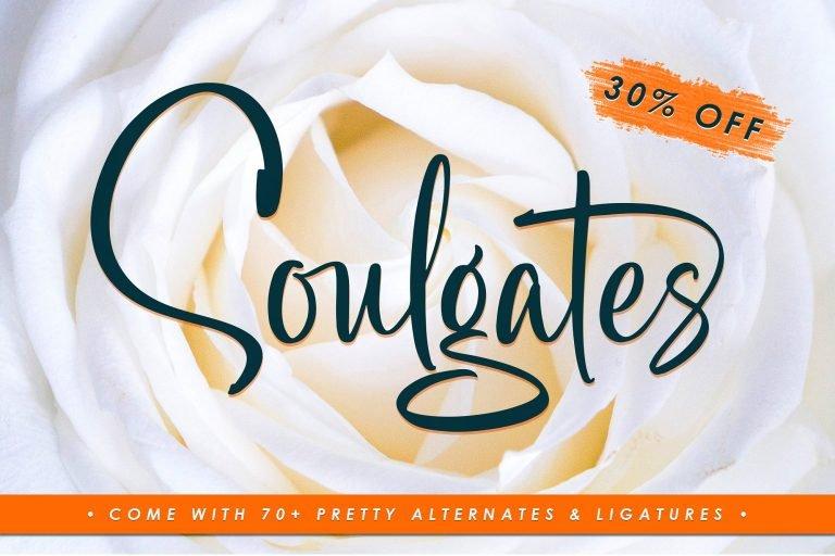 soulgates-script-font-768x512