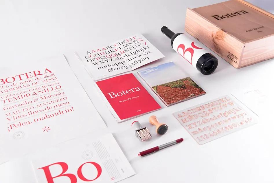 Botera Serif Typeface-2