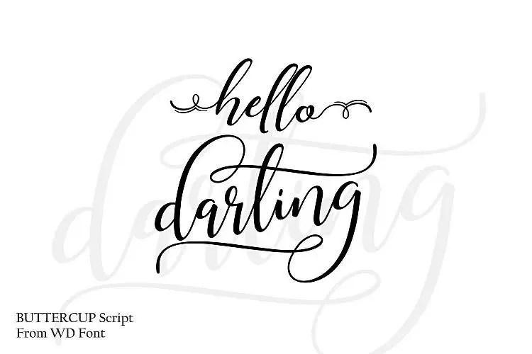 buttercup-script-font-2