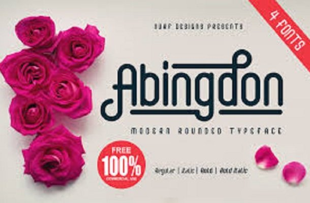 Abingdon Free Font
