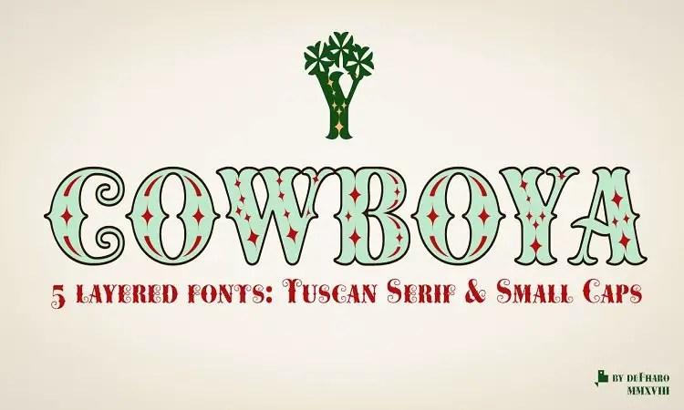 Cowboya-layered-tuscan-serif-typeface