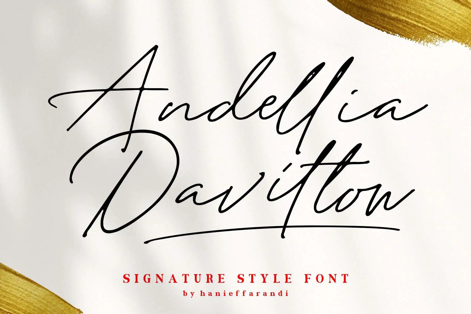 Andellia Davilton
