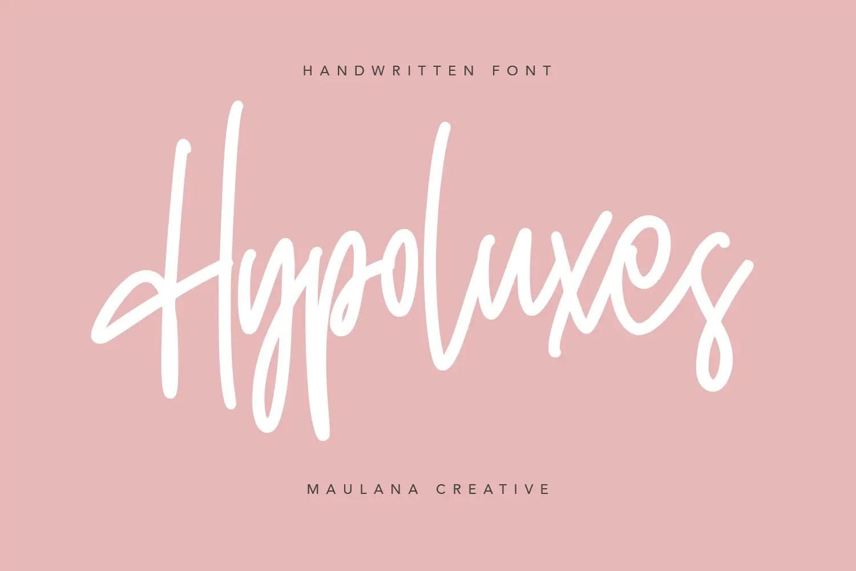 Hypoluxes-Fonts-1