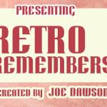 Retro Remembers Font