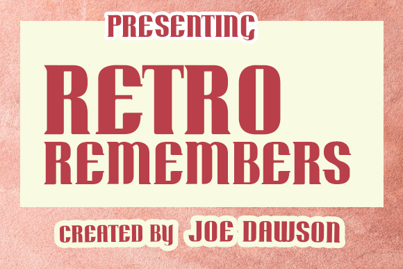 Retro Remembers Font