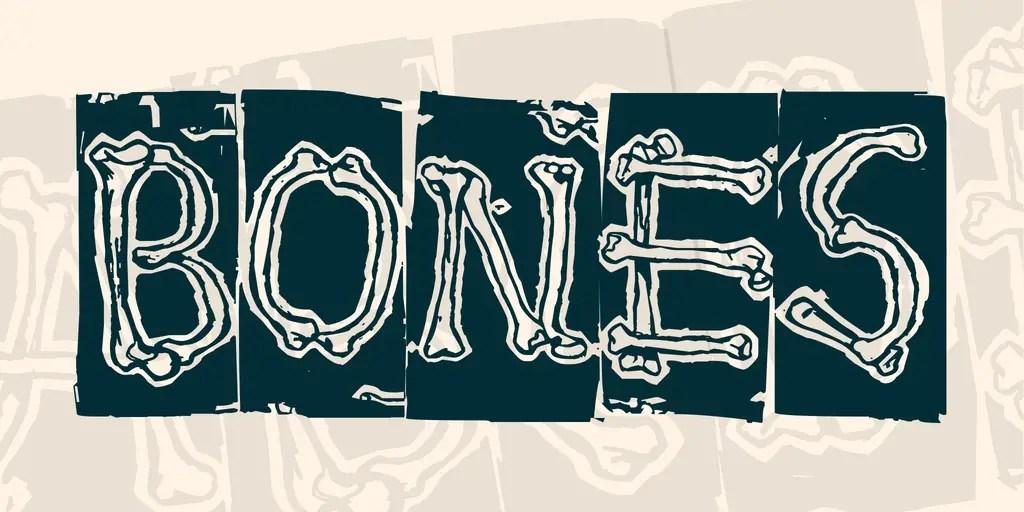 bones-font-2-big
