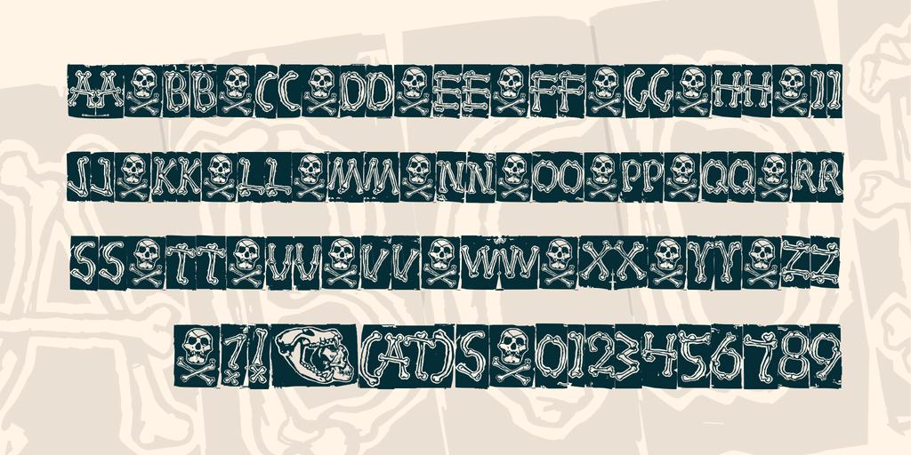 bones-font-6-big