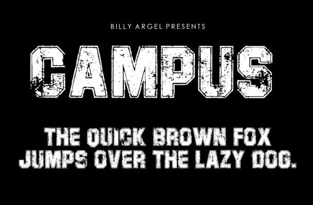 Campus Font