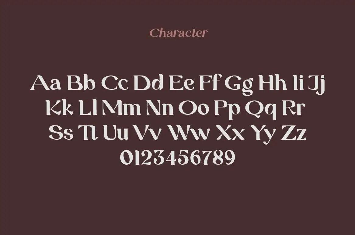 Grand Duke Beauty Serif Font-3