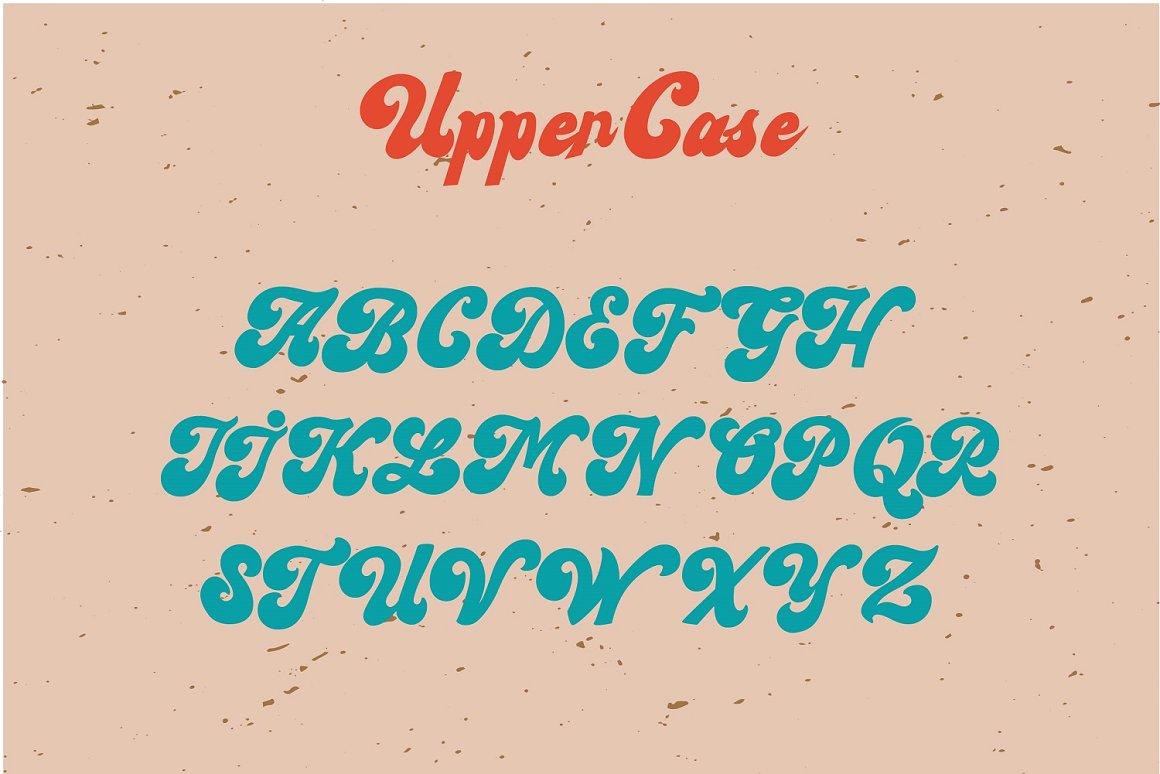 Mainsan Vintage Script Font-3