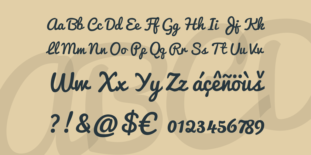 Pacifico Family Font03