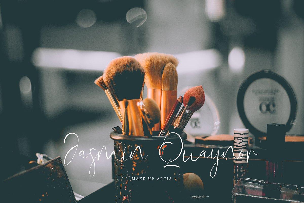 Marylinda Beauty Signature Script Font-02