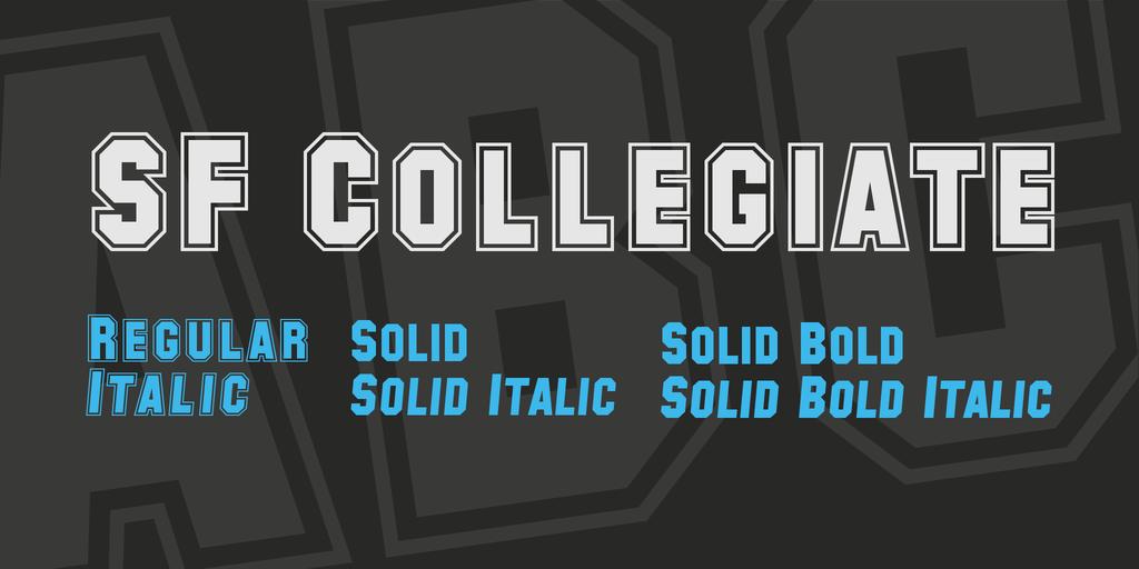 sf-collegiate-font-2-big