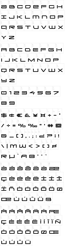 Sky Ridge Font Family02