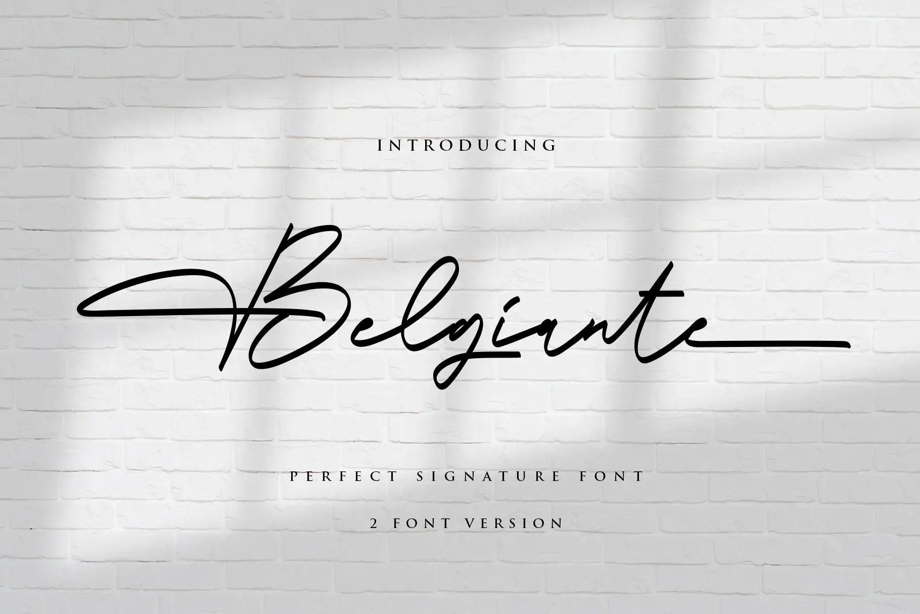 Belgiante-Handwritten-Signature-Font-1