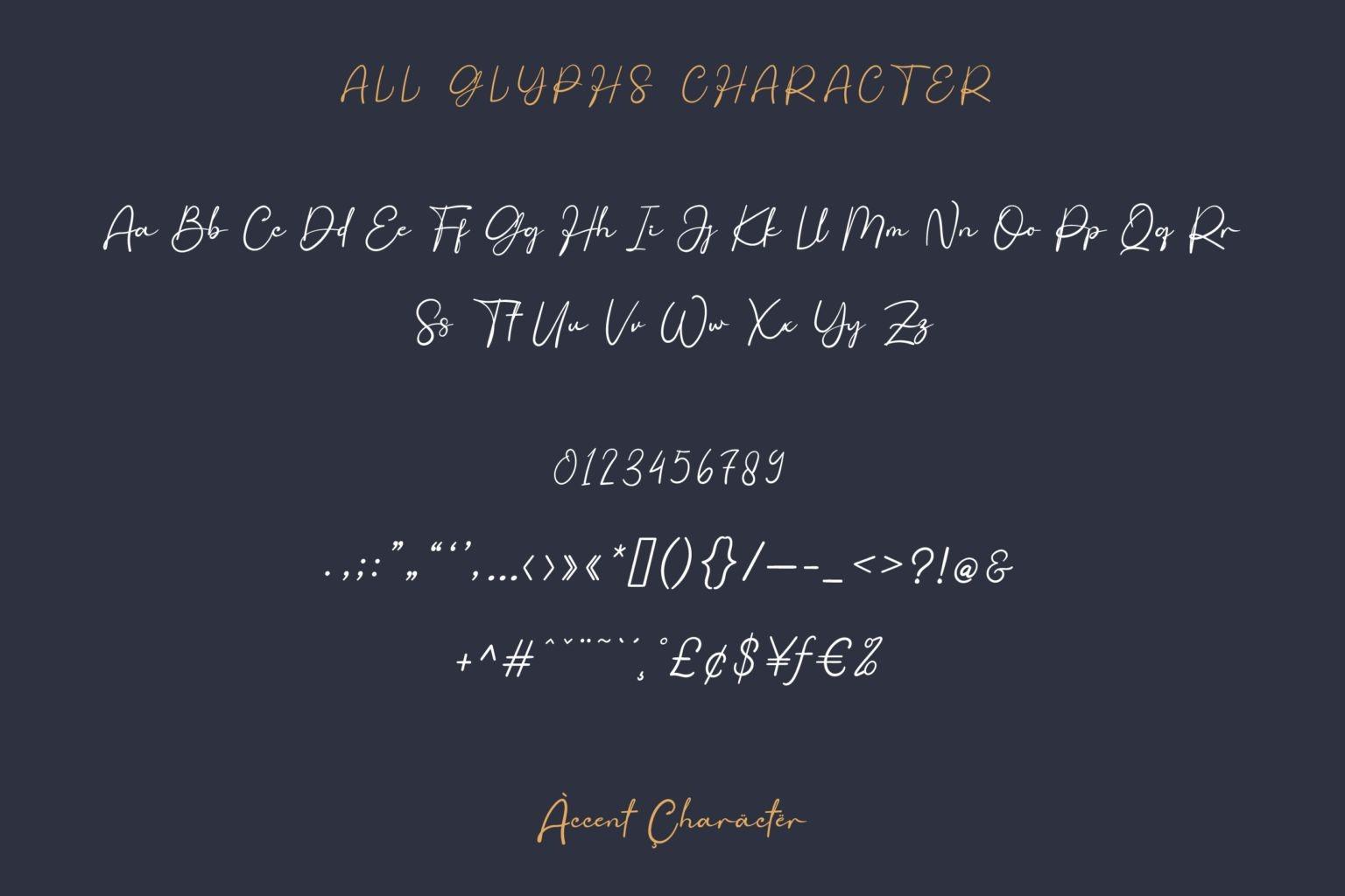 Coconut Beach Handwritten Script Font-3