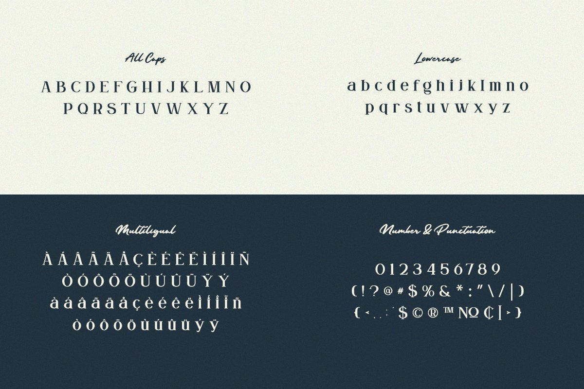 Grown Elegant Serif Font-4