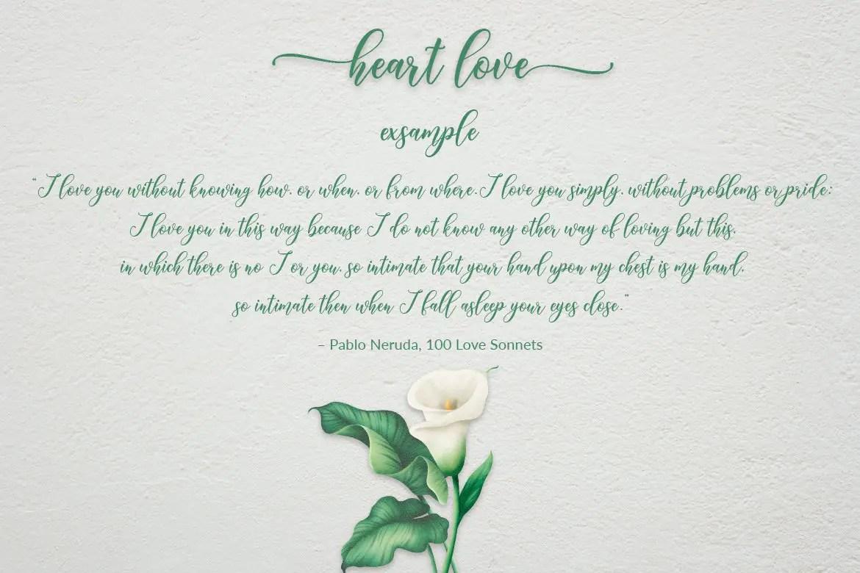Heart Love Calligraphy Script Font - Dafont Free  Love Calligraphy Font
