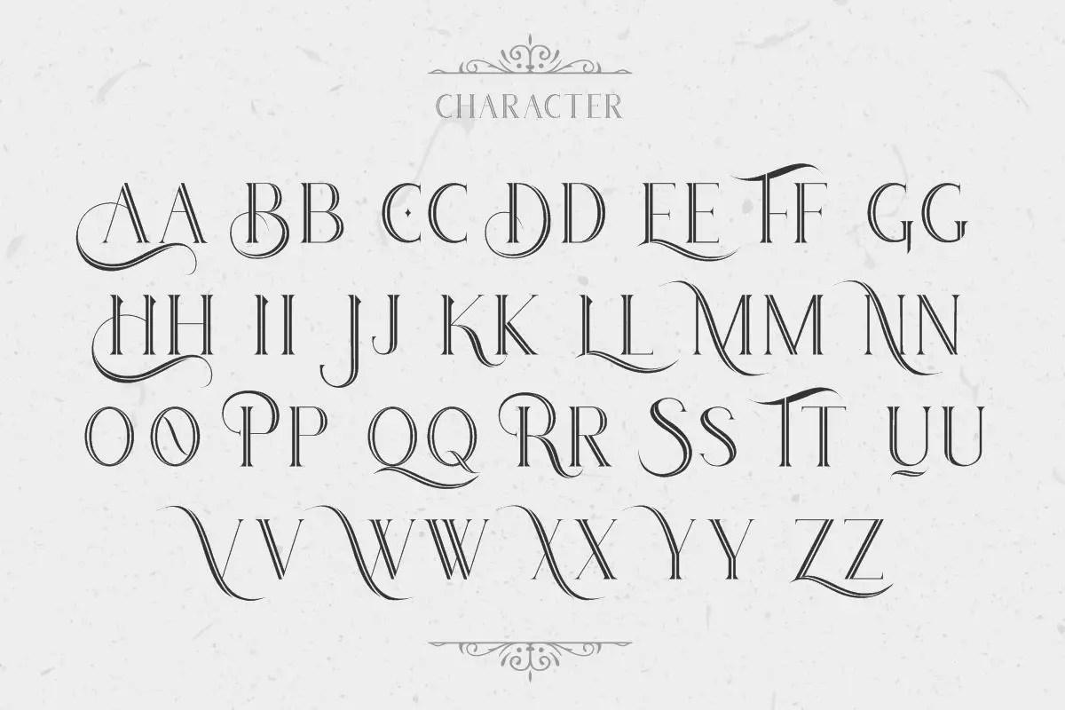 Houston Serif Font-3