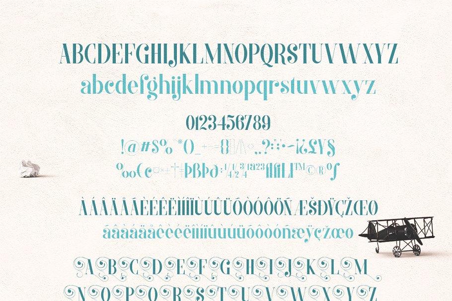 Morva Typeface Serif Font-3