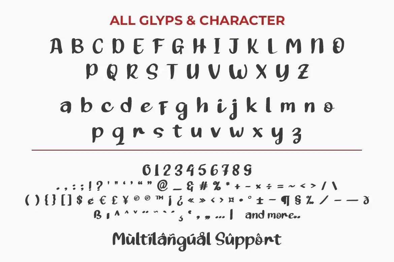 Sweet Dream Serif Font-3