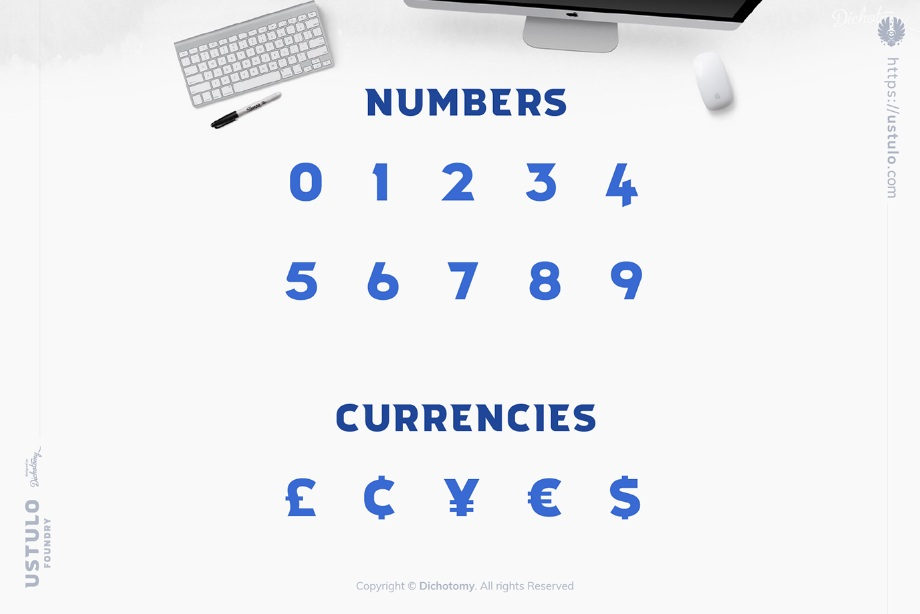 Ustulo Display Typeface-3
