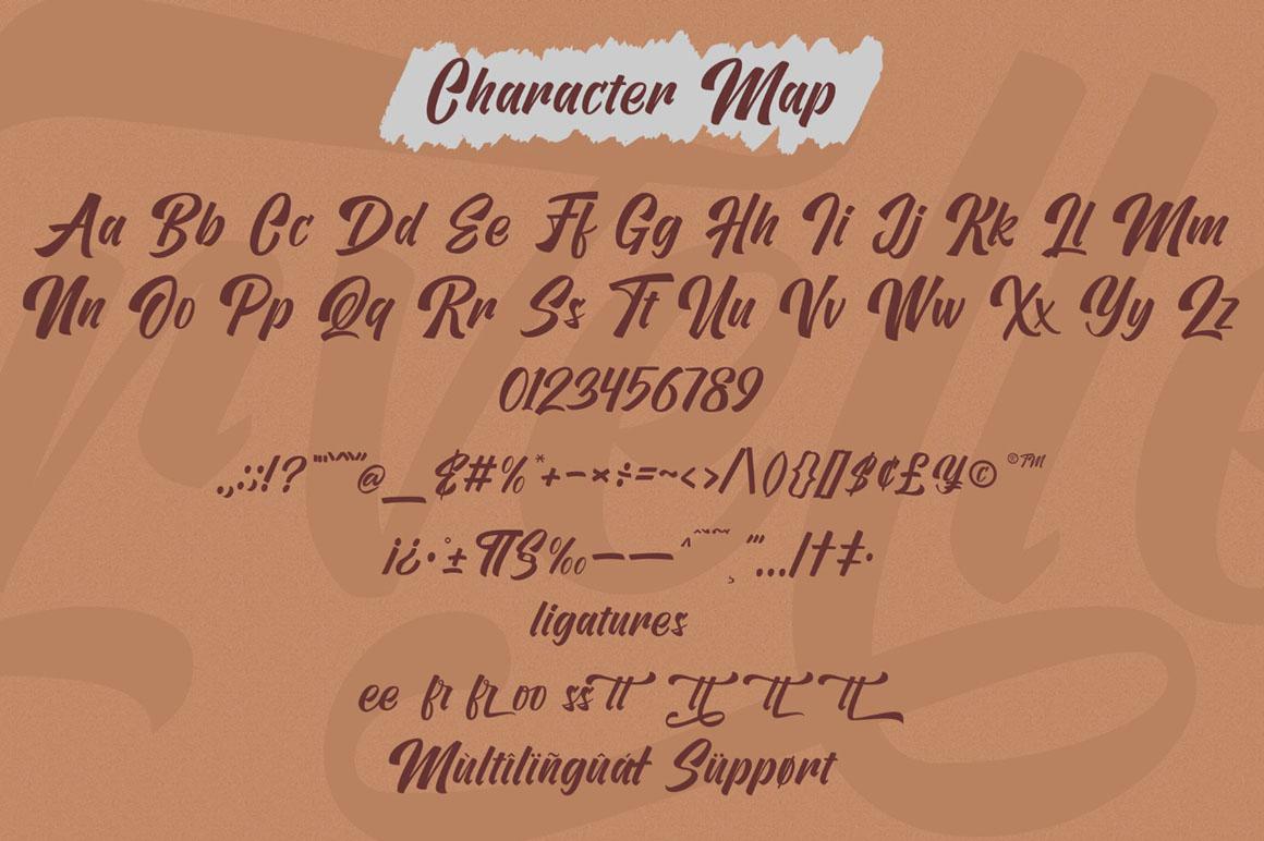 Vervelle-Script-free-font-2