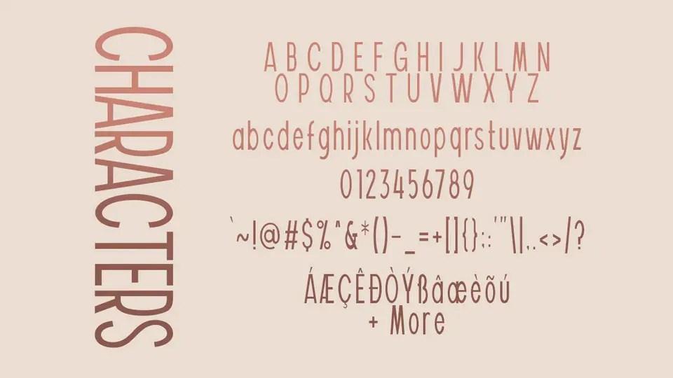 Vuldo Sans Serif Font-2