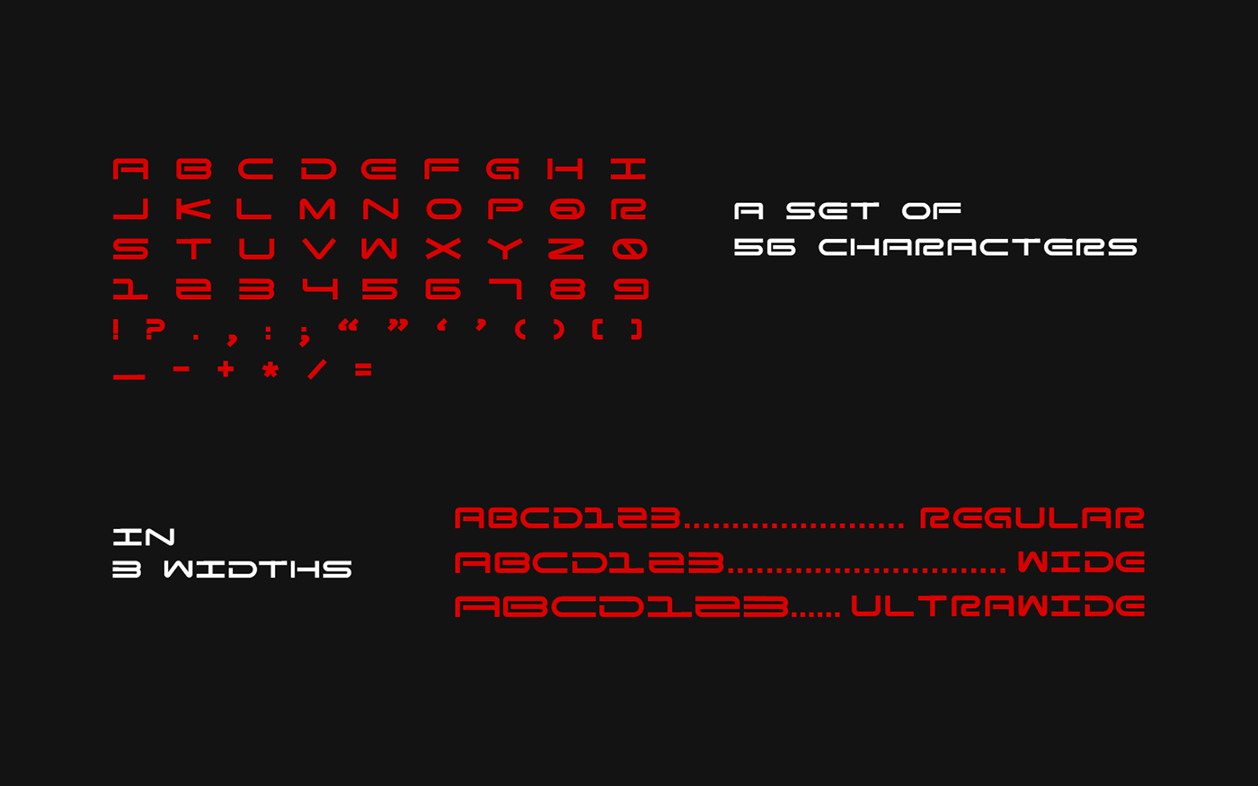 Zero G Display Font-3